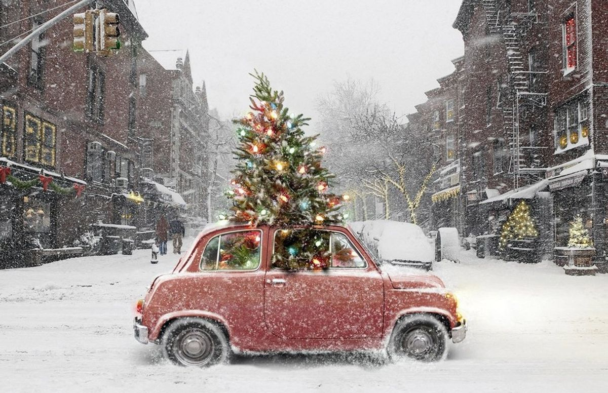 10 Ways To Get Into the Christmas Spirit
