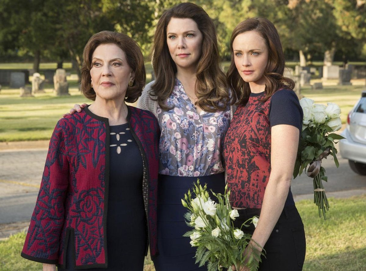 The Gilmore Girls Revival That Revived All The Feelings