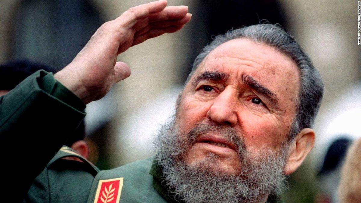 Fidel Castro: The Dictator Liberals Love!