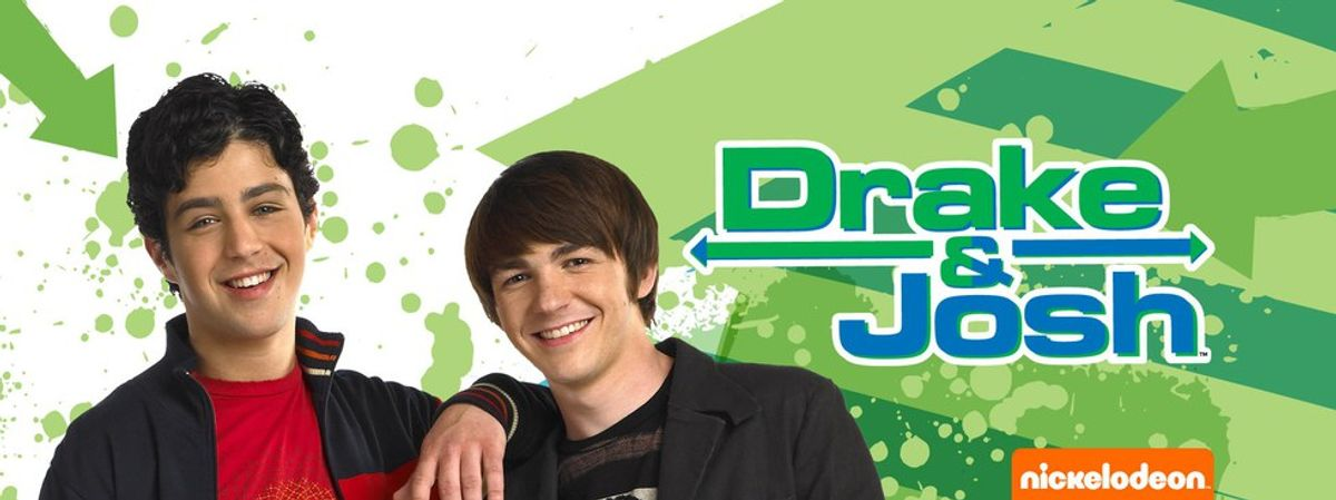 Dead Week As Told By Drake And Josh