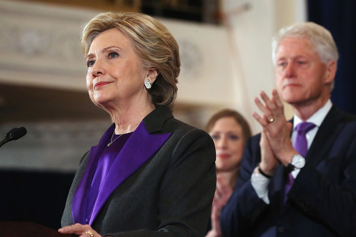 Clinton and Obama Accepted the Election Results, So Why Can't You?