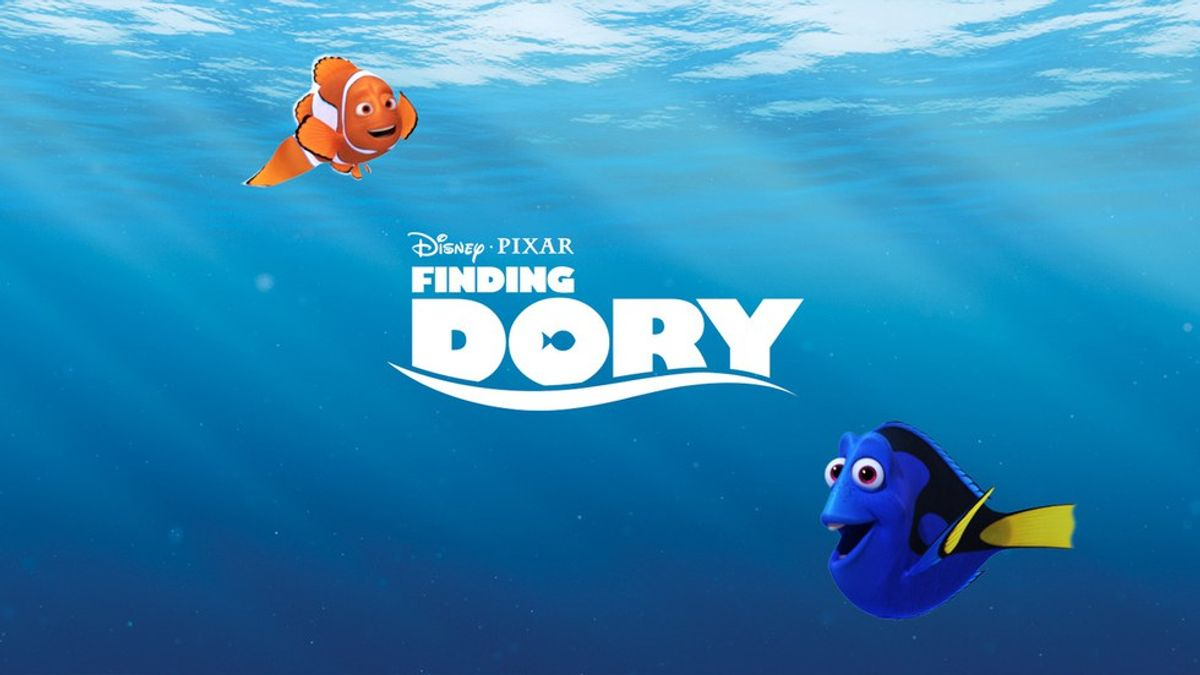 The End Of The Semester Told In Finding Dory GIFs