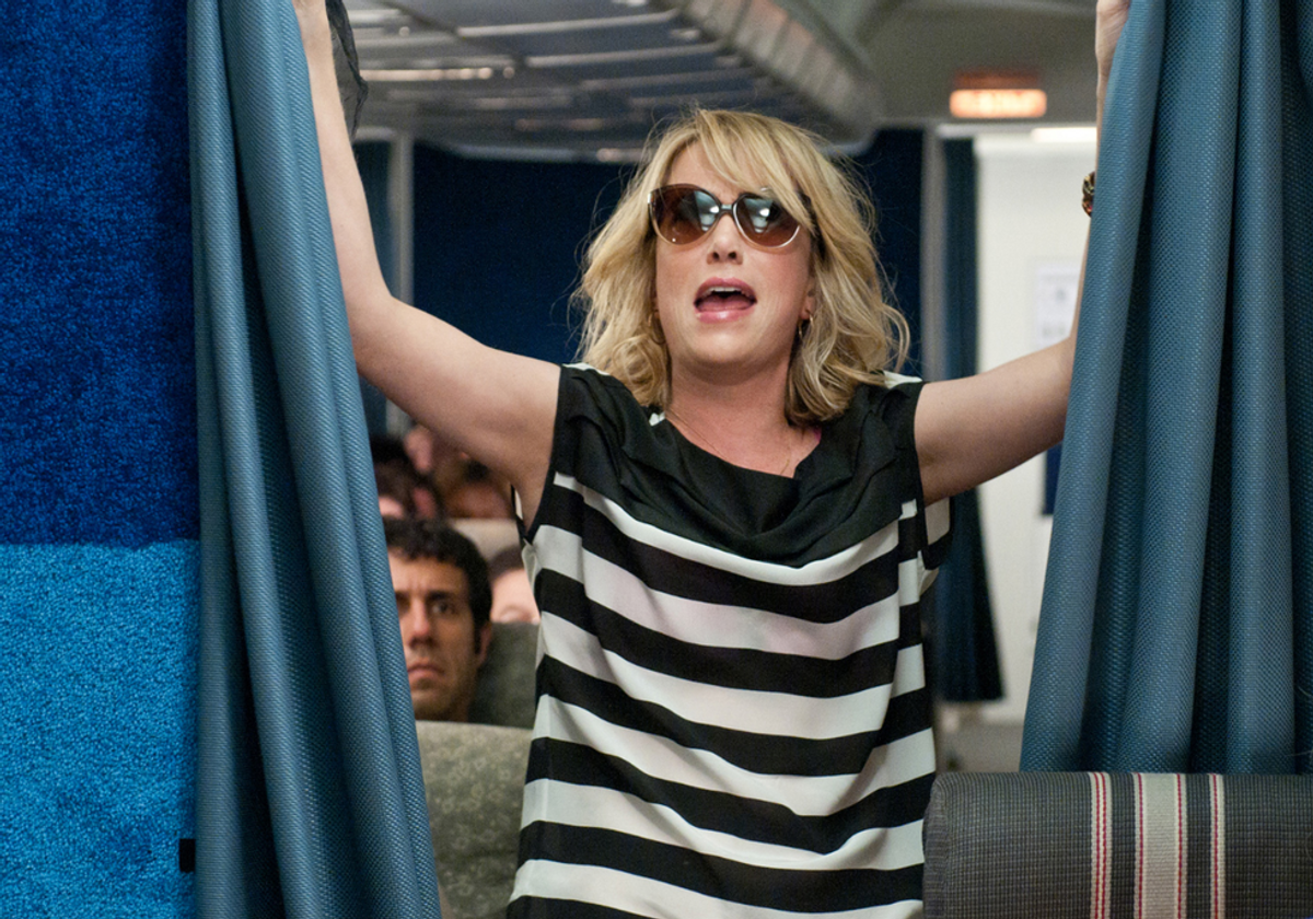 The 8 Types Of People You Know You'll Encounter On Your Next Flight