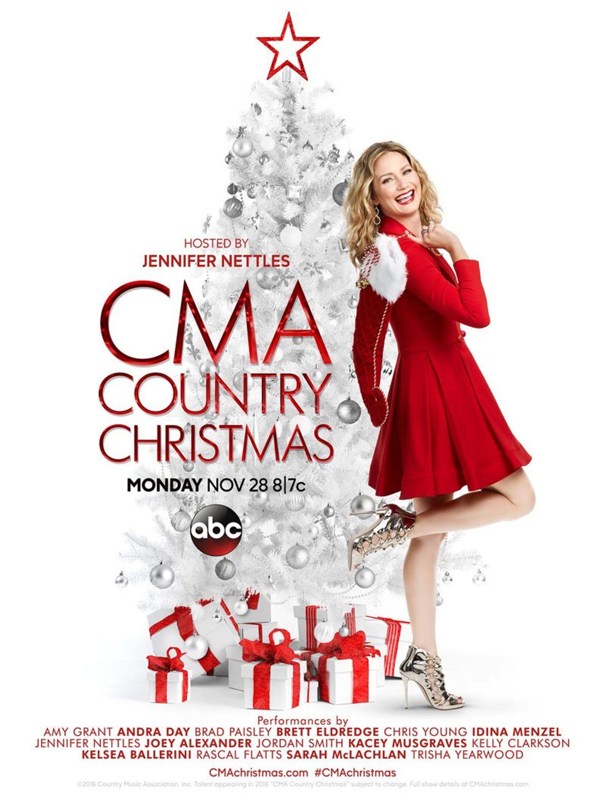 CMA Country Christmas 2016