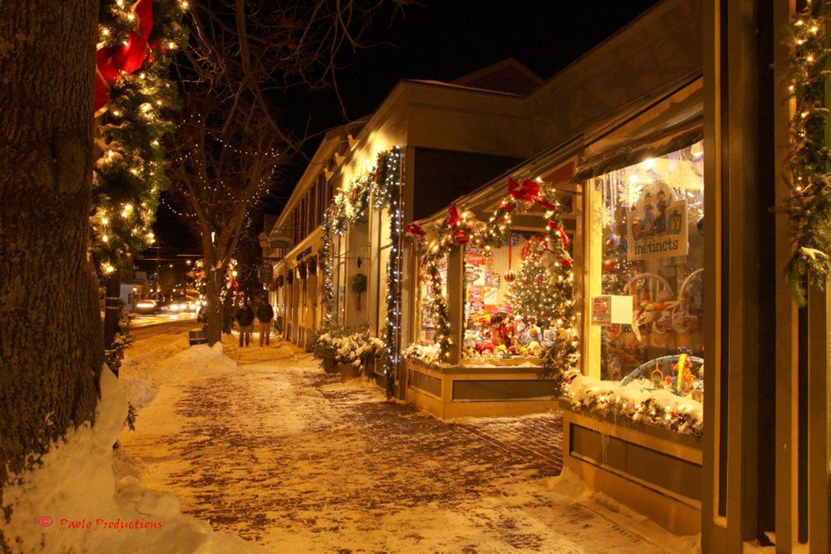 New England Must-Dos This Holiday Season
