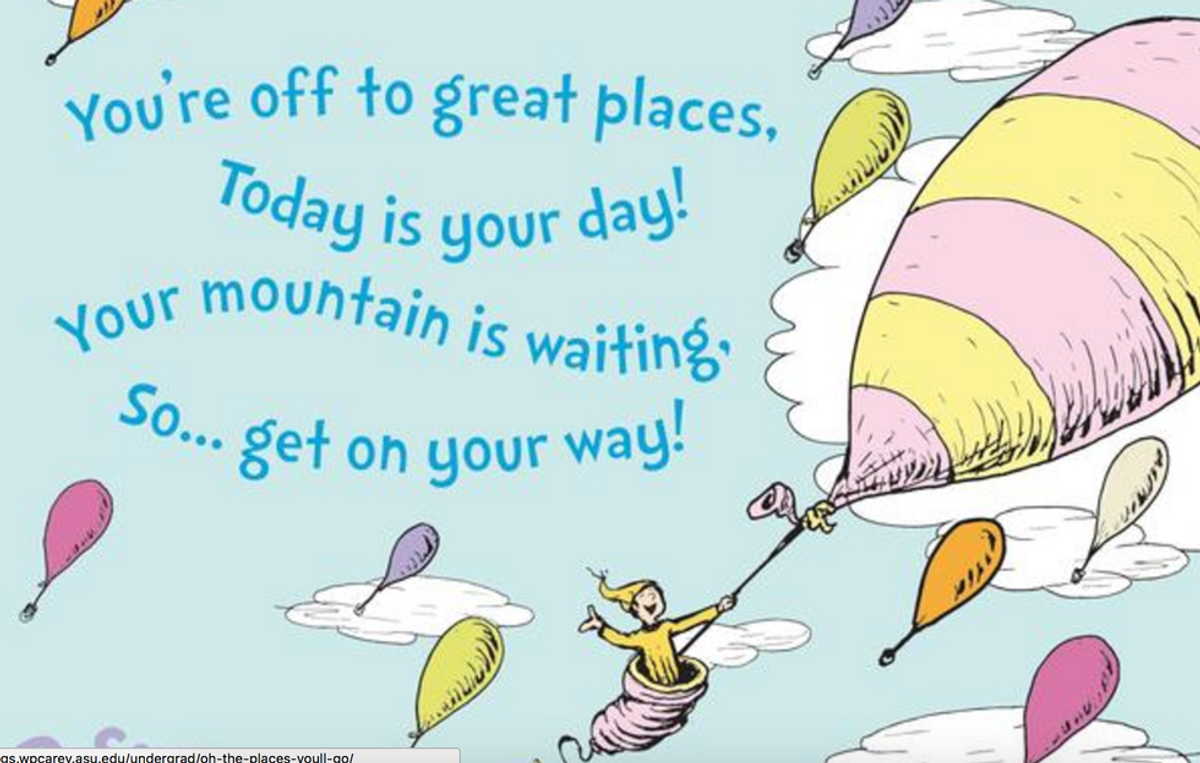 Advice From Dr. Seuss