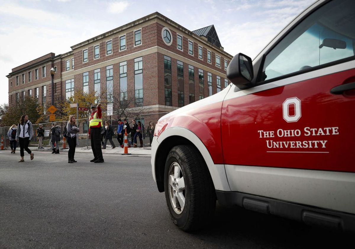 11 Hospitalized After Attack On Ohio State University Campus