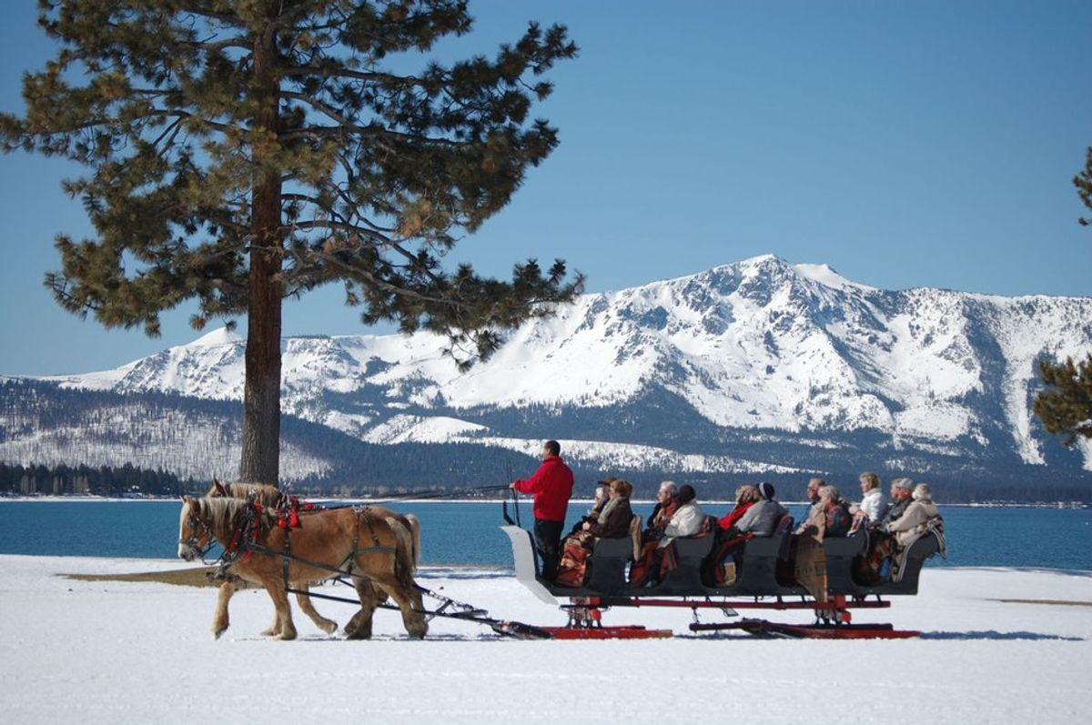 10 Signs You Experienced Christmas In The NorCal Sierra Nevada Foothills