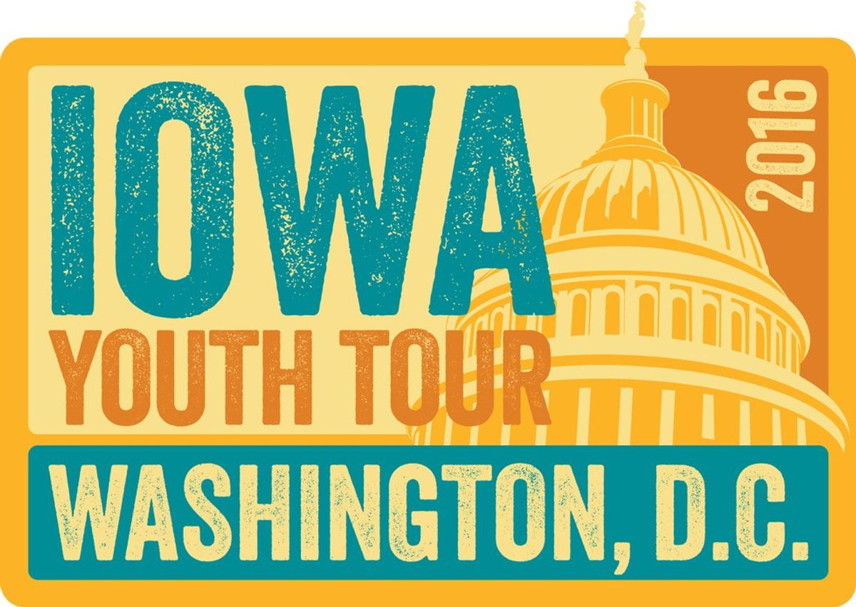 10 Reasons To Apply For Youth Tour