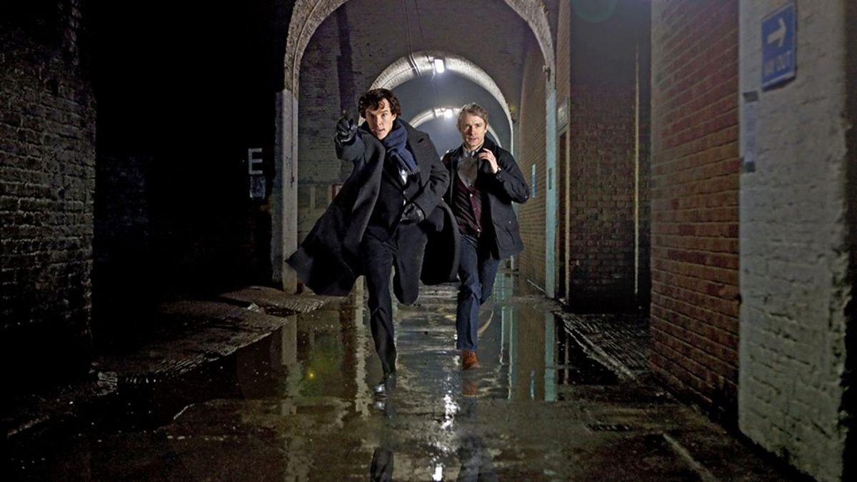 """Finals Week As Told By """"Sherlock"""""""