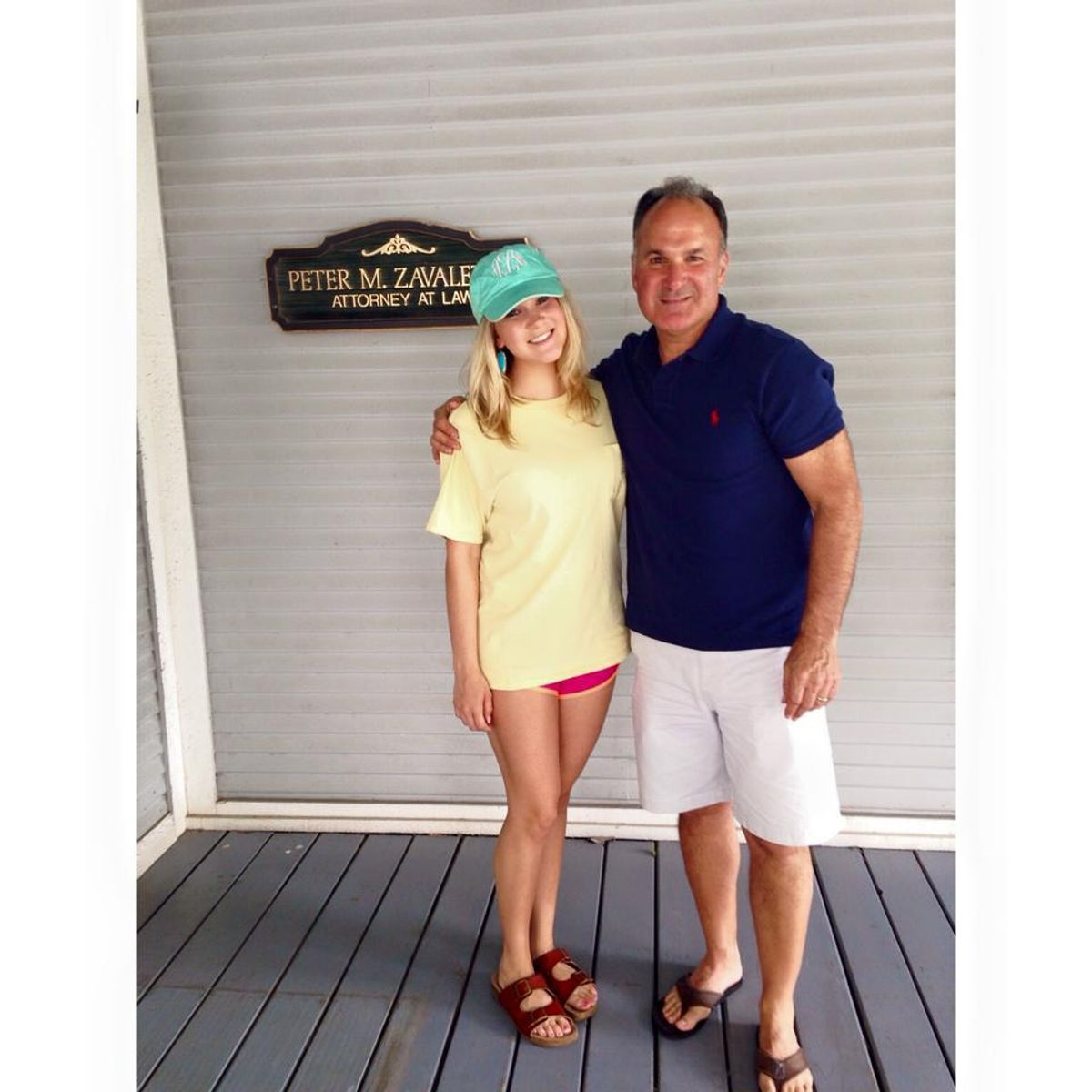 Why I'm Thankful I'm My Father's Daughter