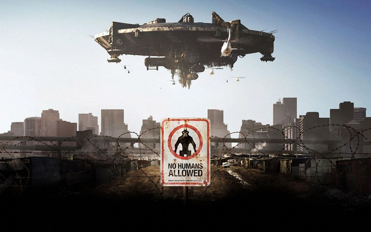 Themes Of District 9