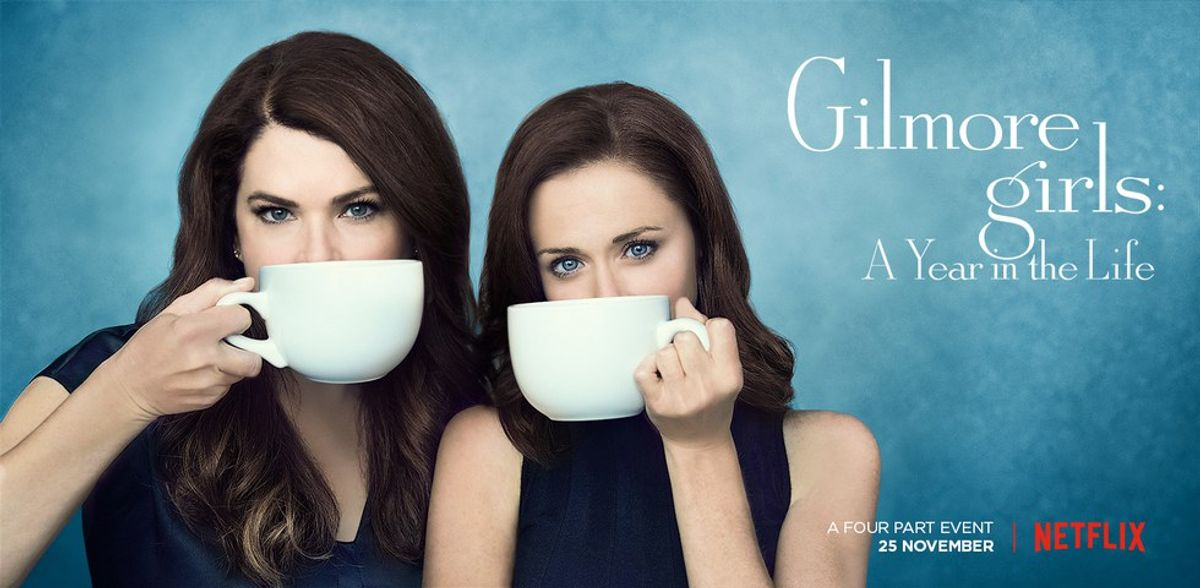 """A Review Of """"Gilmore Girls: A Year In The Life"""""""