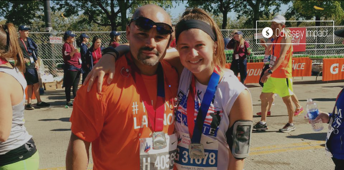 Odyssey Impact: An Army Vet Refuses To Leave Another Marathoner Behind