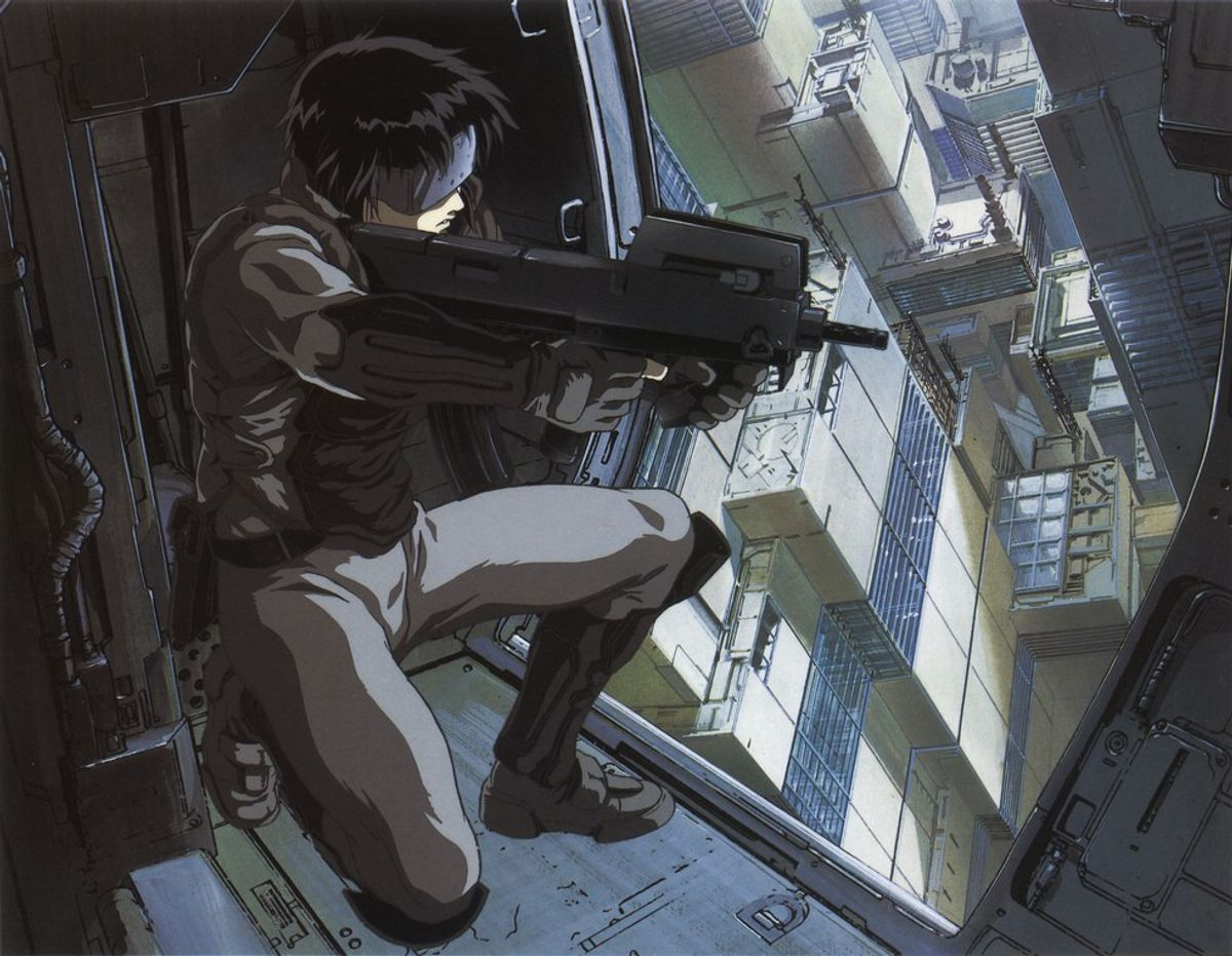 Ghost in the Shell: The Netdive Review