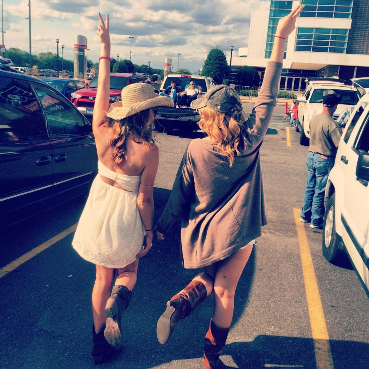 10 Things I Thank My Best Friend For