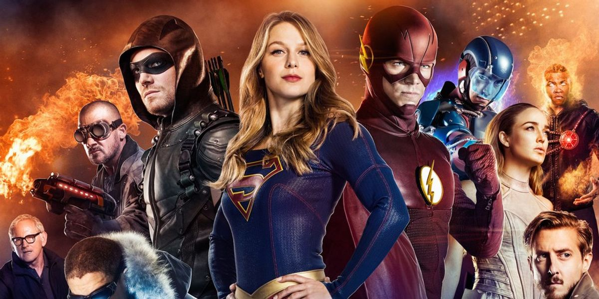 Our 10 Favorite Moments From The CW's DC Crossover Special