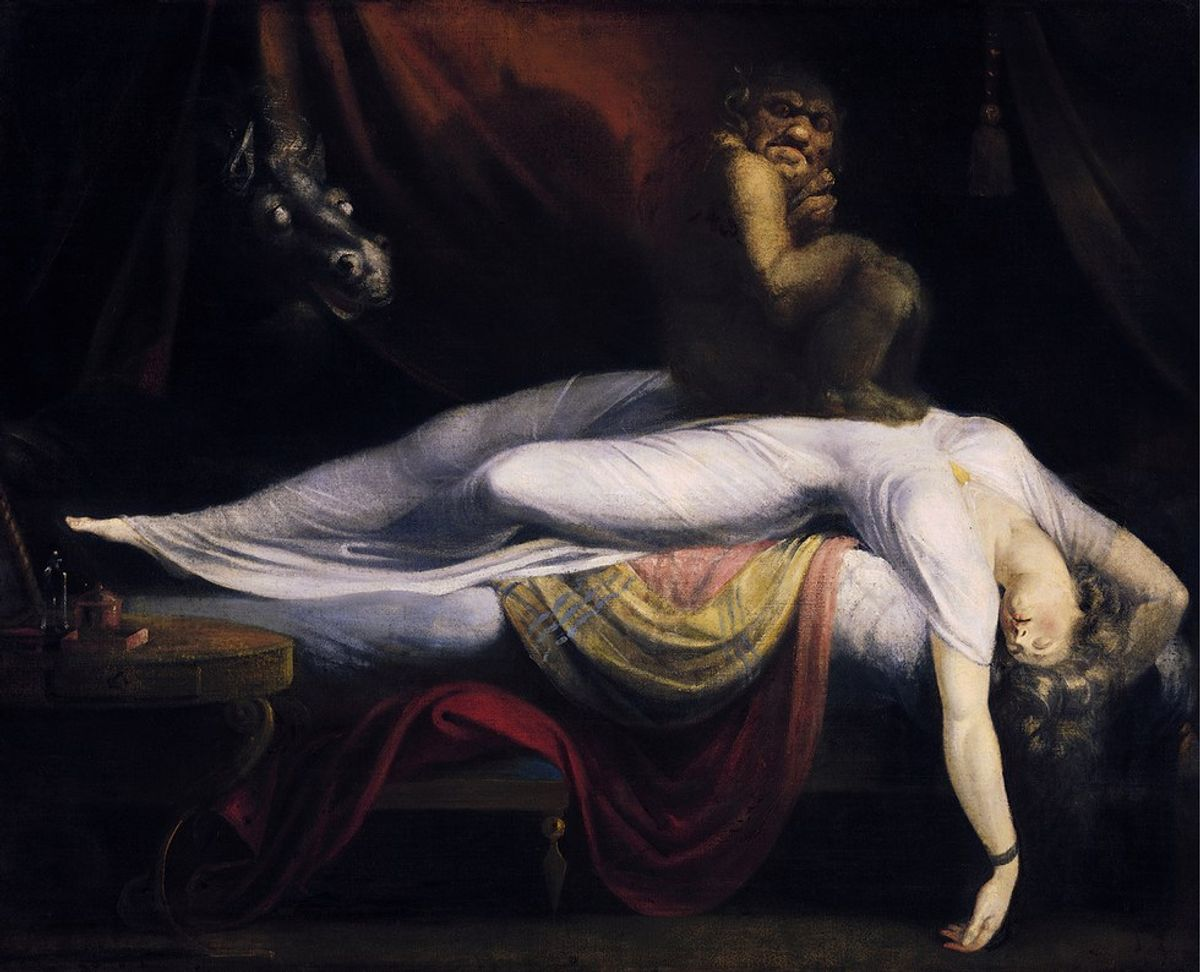 What Happens When You Wake Up Dead ?