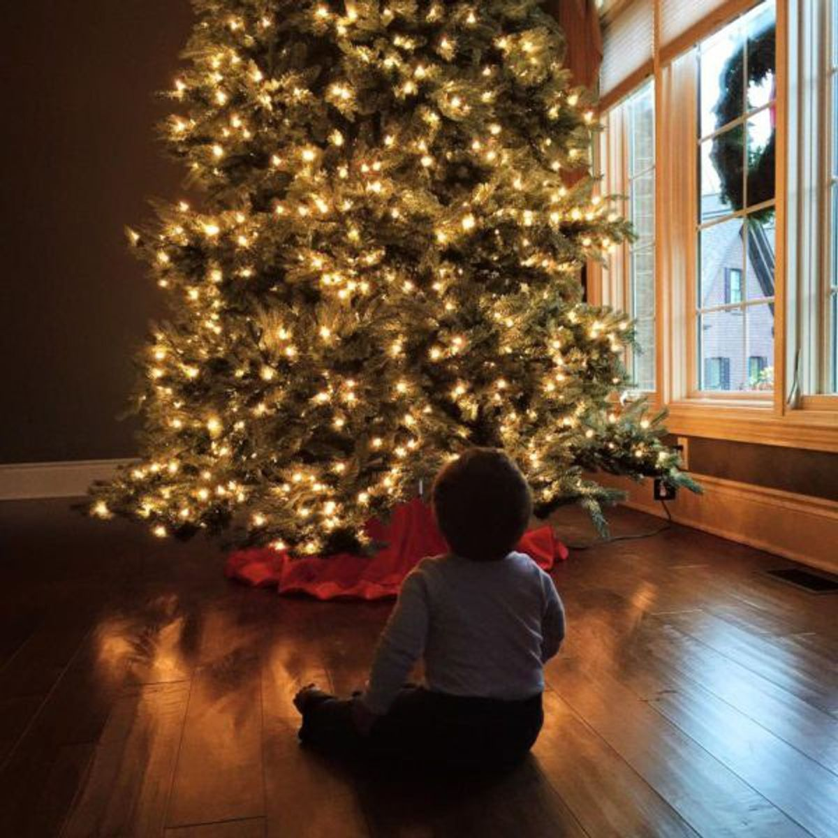 What We All Have To Learn About Christmas From The Little Boy Who Got An Avocado