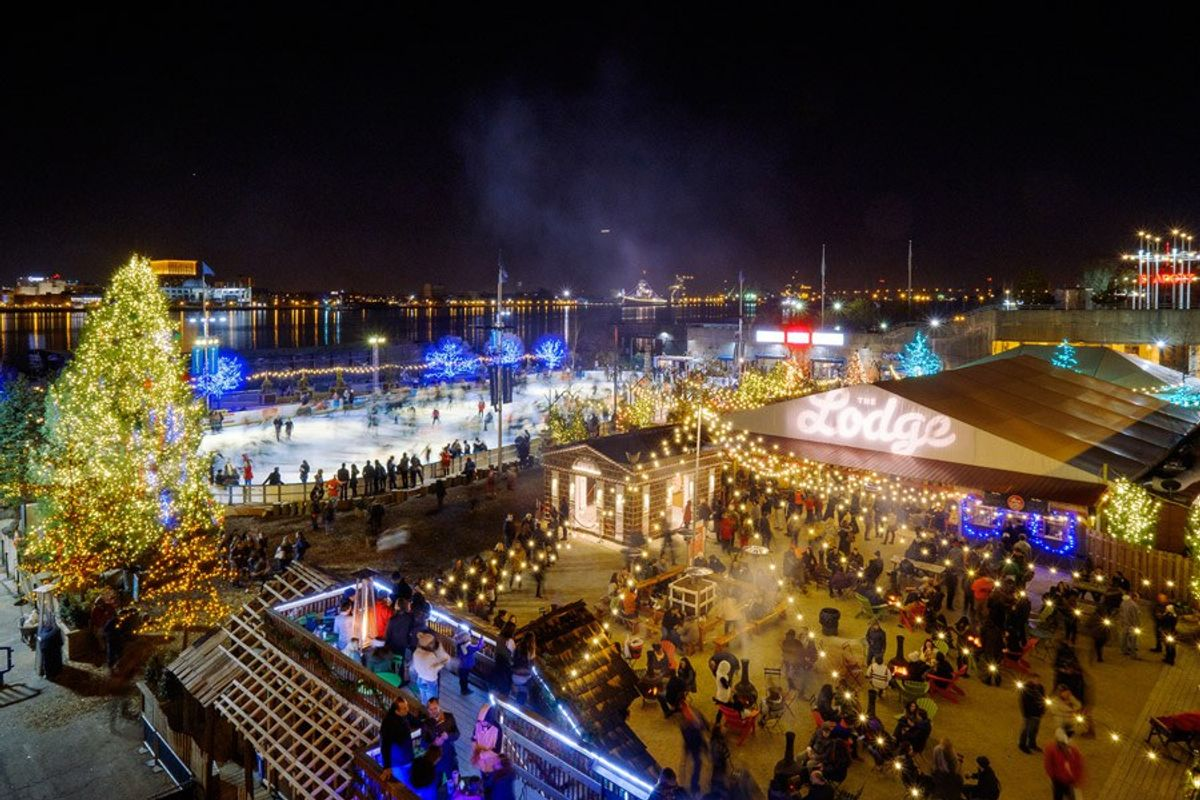 15 Holiday Spectacles To Enjoy In Philadelphia