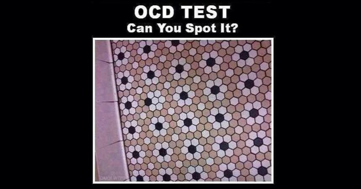 """Why Those """"OCD Tests"""" Bother Me"""