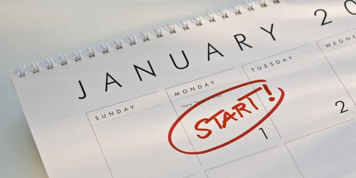 4 Tips To Help You Achieve Your New Year's Resolution