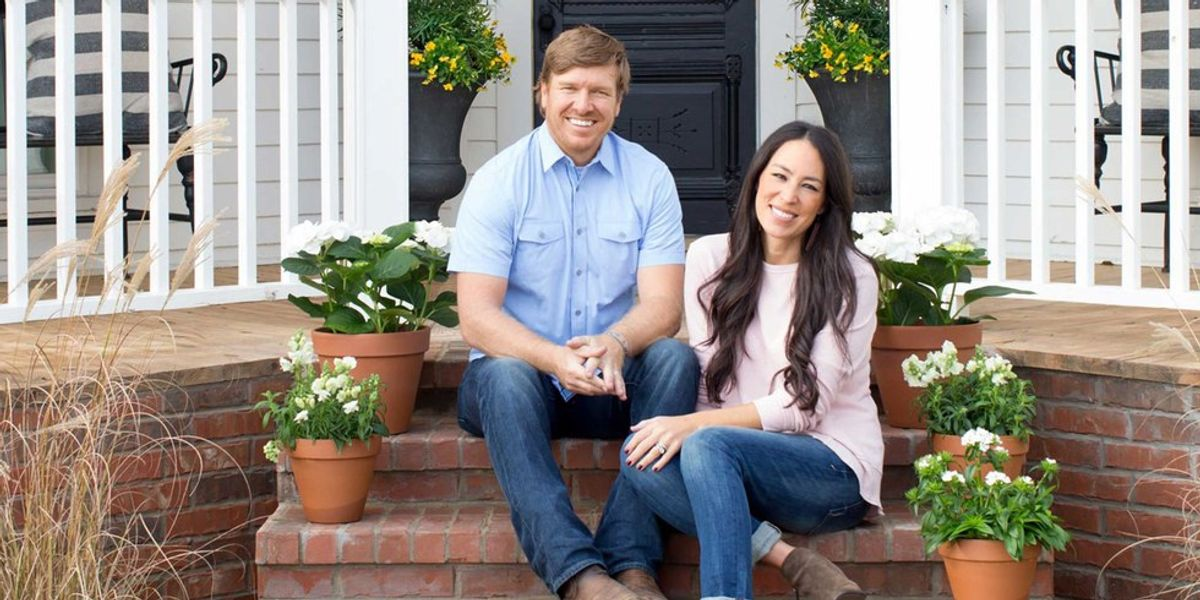 Leave Chip And Joanna Gaines Alone