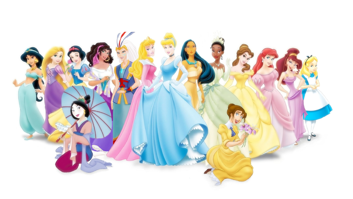 The Top 11 Most Notable Disney Heroines
