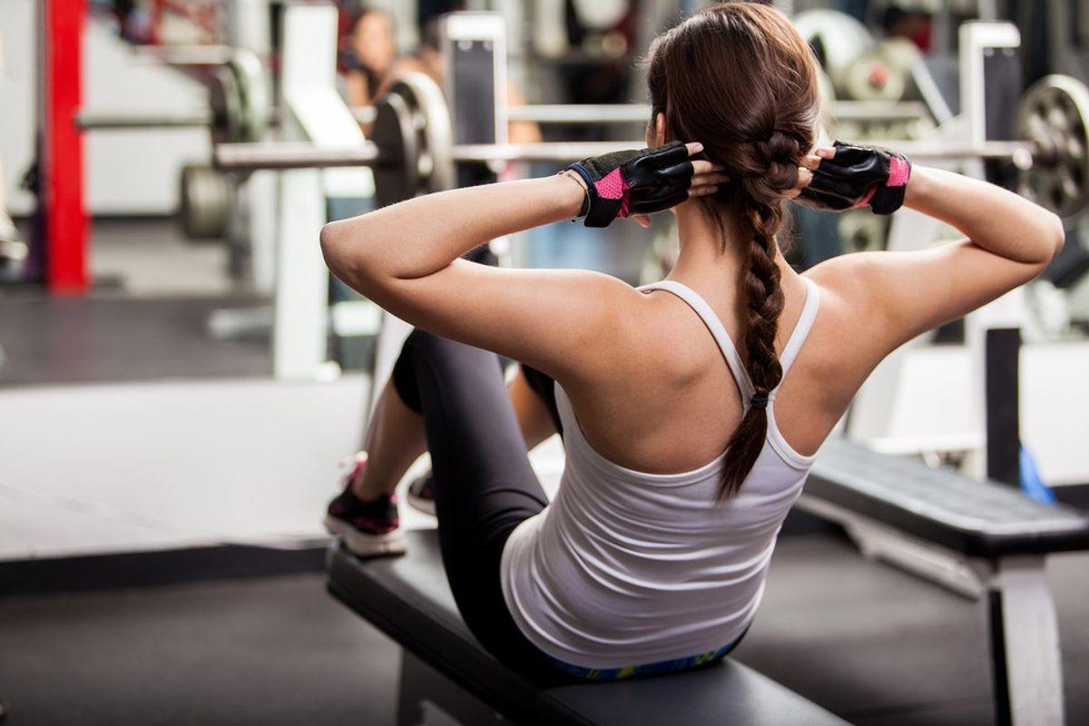 Why Do Gyms Seem So Gender Segregated?