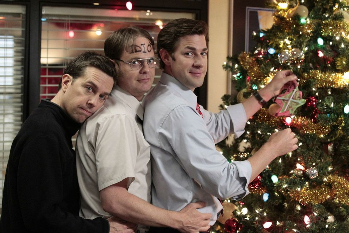 The Twelve Days Of College, 'The Office' Addition