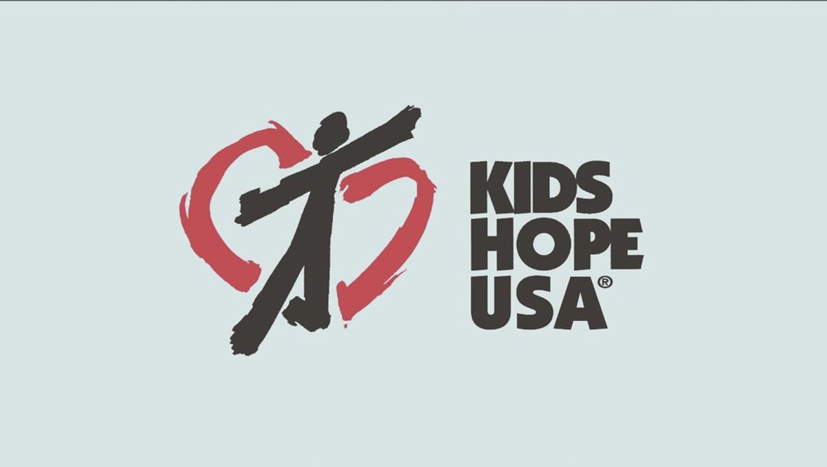 My Experience Volunteering for the Kids Hope Program