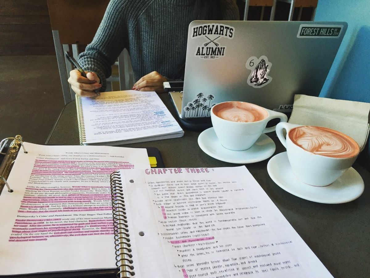 Time Management Tips: How To Overcome The Stress Of Finals Week