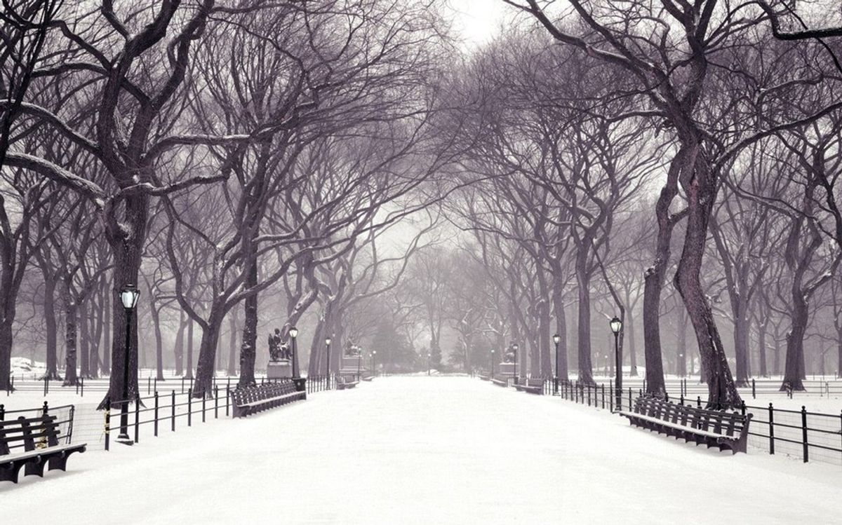 An Ode to Winter