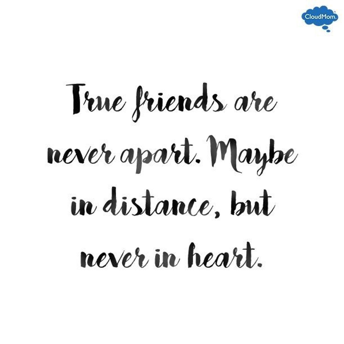 To The Friend Who Never Left