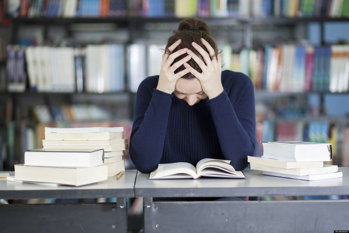 5 Ways To Stay Sane During Final Exams Week
