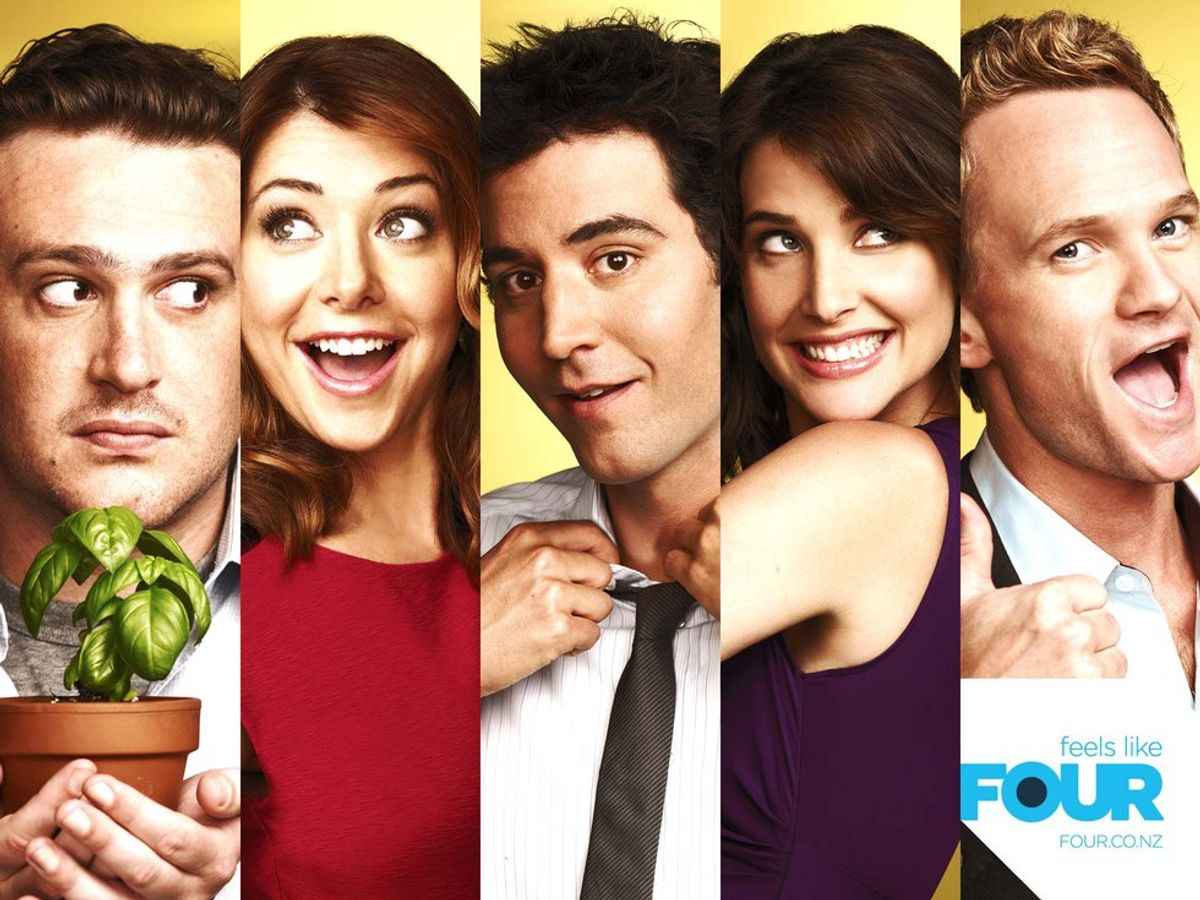 "Finals Week, As Told By The Cast Of ""How I Met Your Mother"""