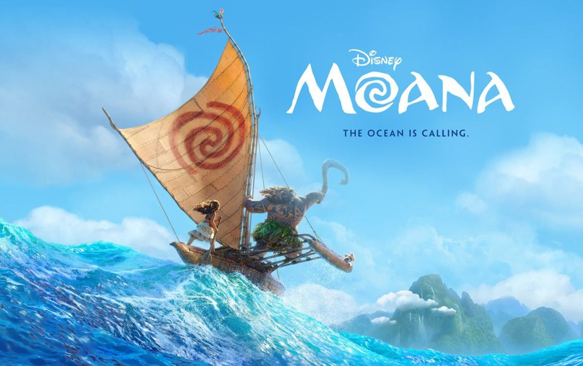5 Reasons Why 'Moana' Is A Must-See
