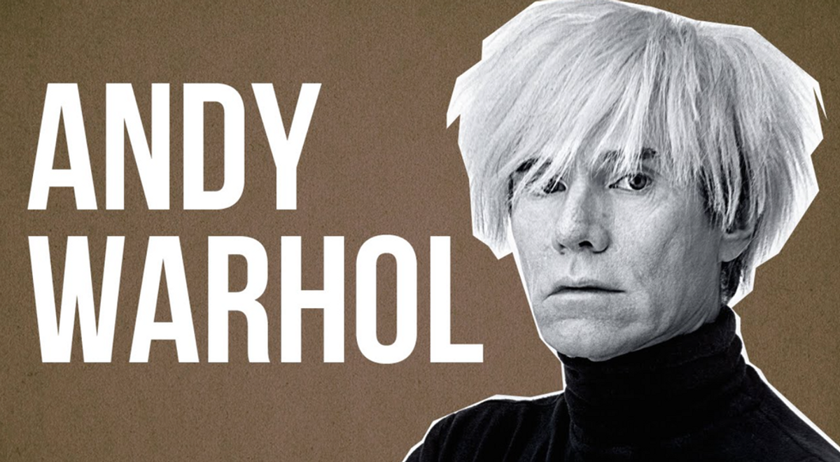 Through The Eyes Of Andy Warhol