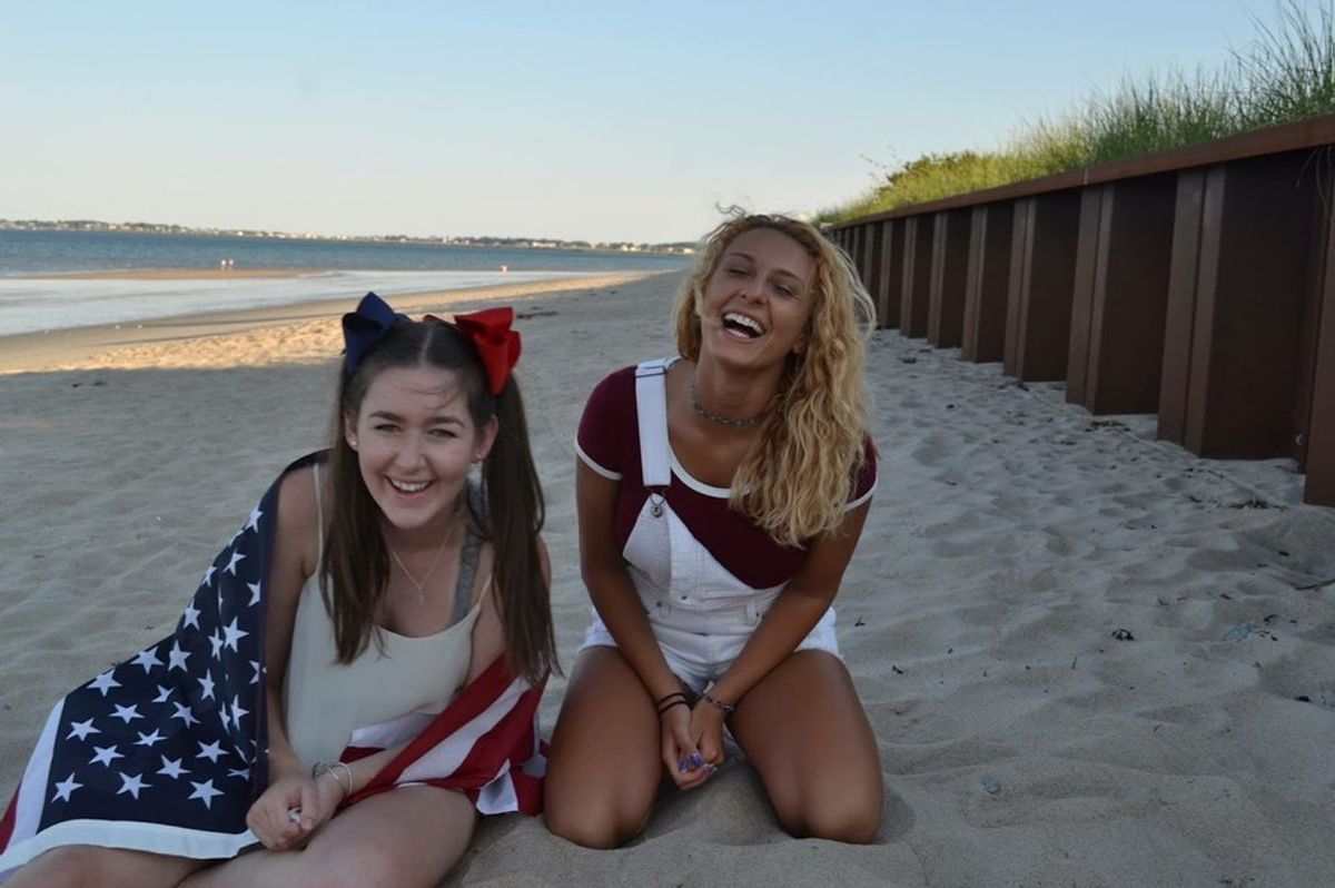 Letter To My Best Friend Abroad