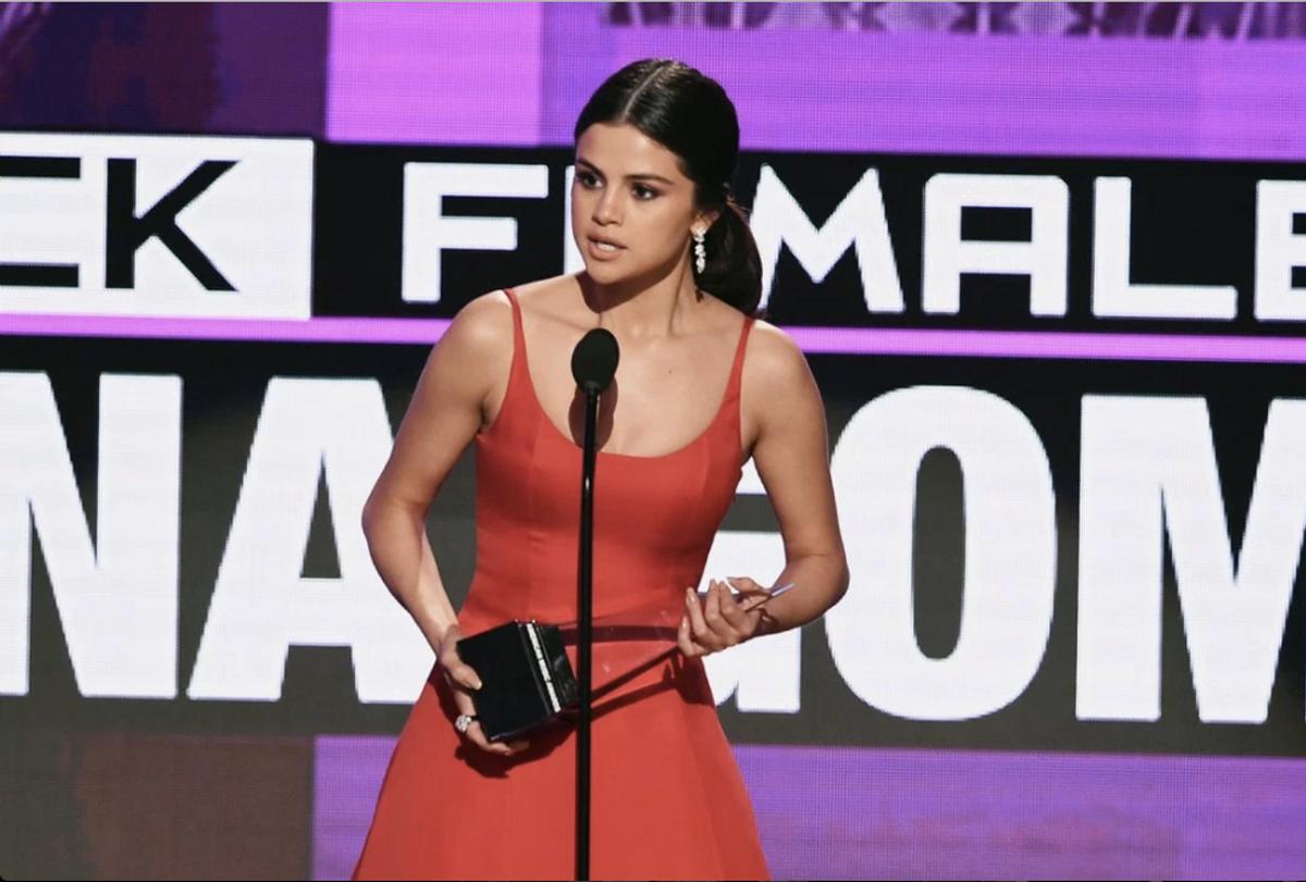 Why Selena Gomez's 2016 AMA Speech Is So Important