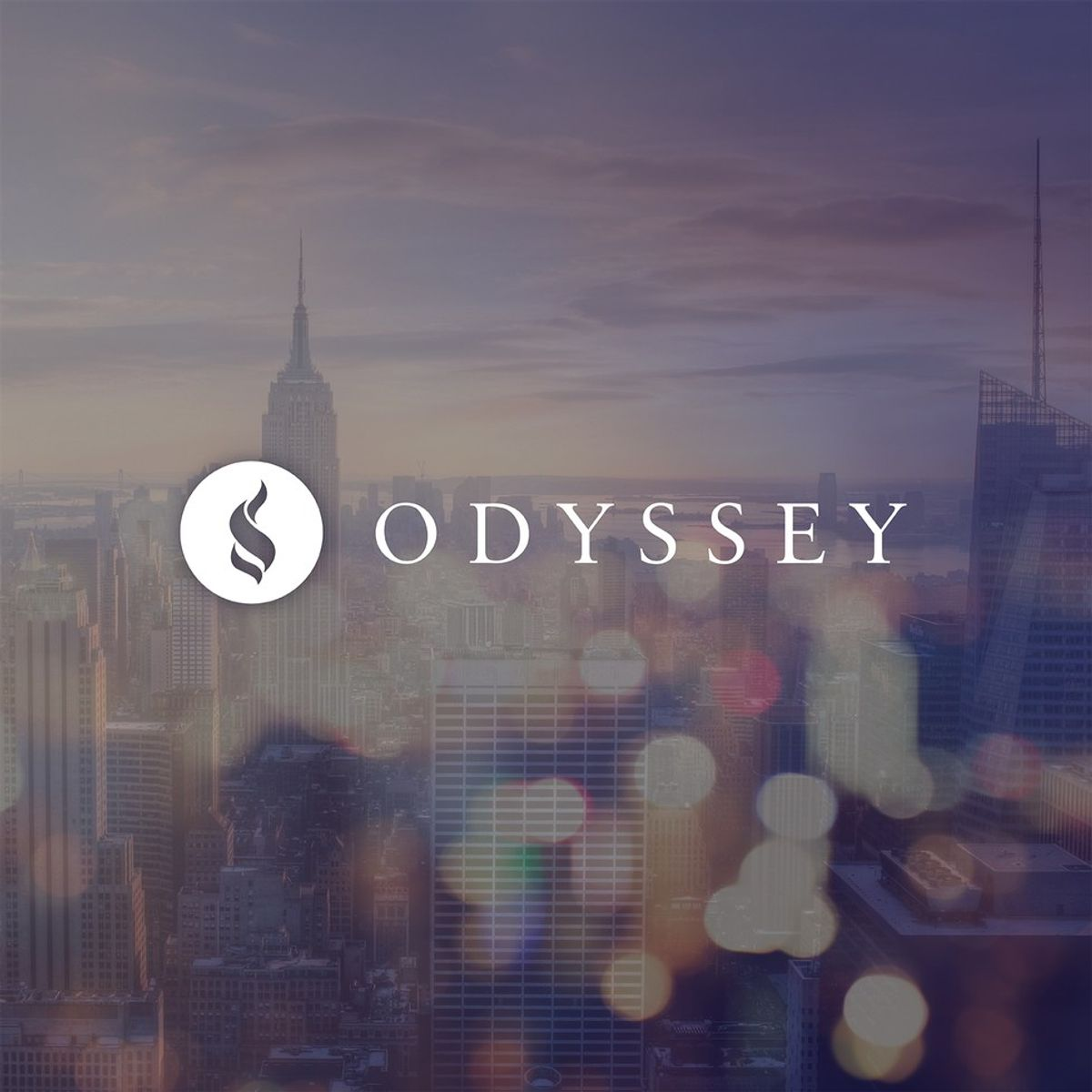 A Reflection On The Whim That Led Me To Odyssey