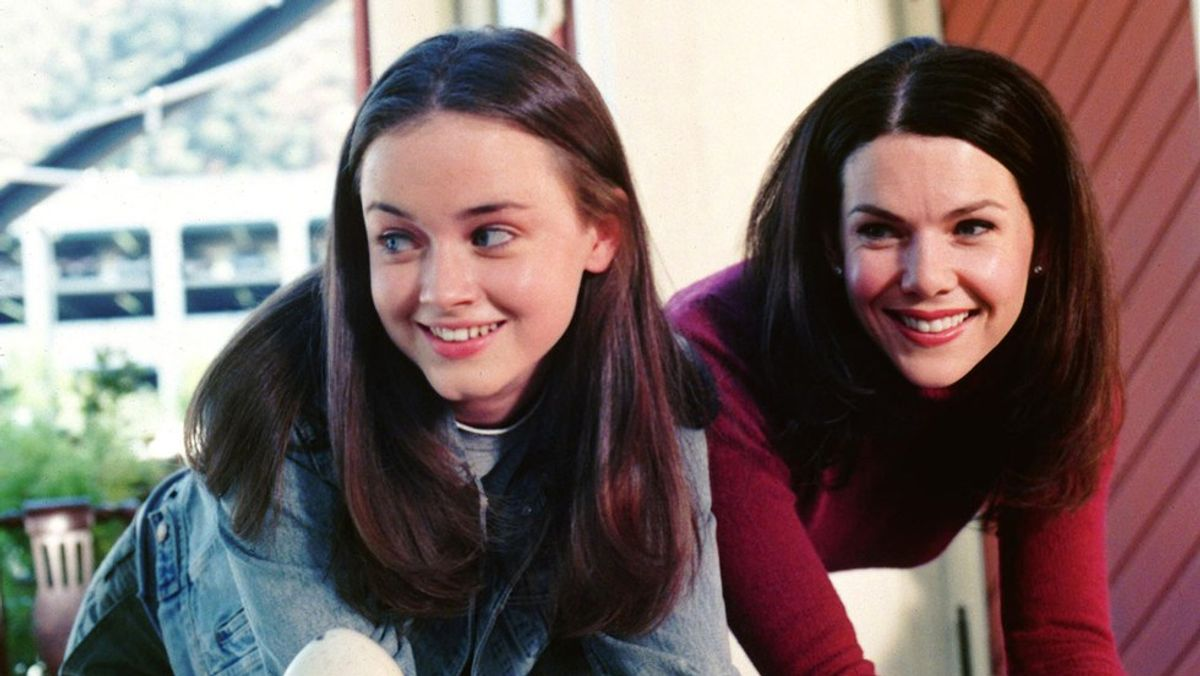 What Sorority Gilmore Girls Characters Would Be In