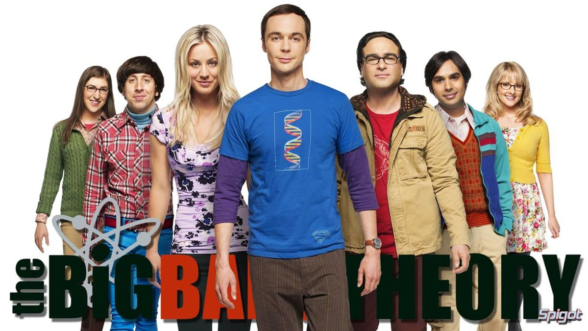 Before And After Finals As Told By The Big Bang Theory Cast