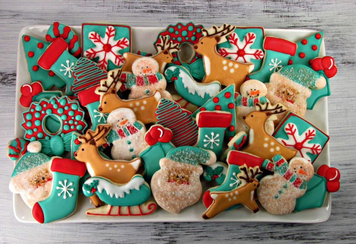 Five Great Cookies To Make This Holiday Season