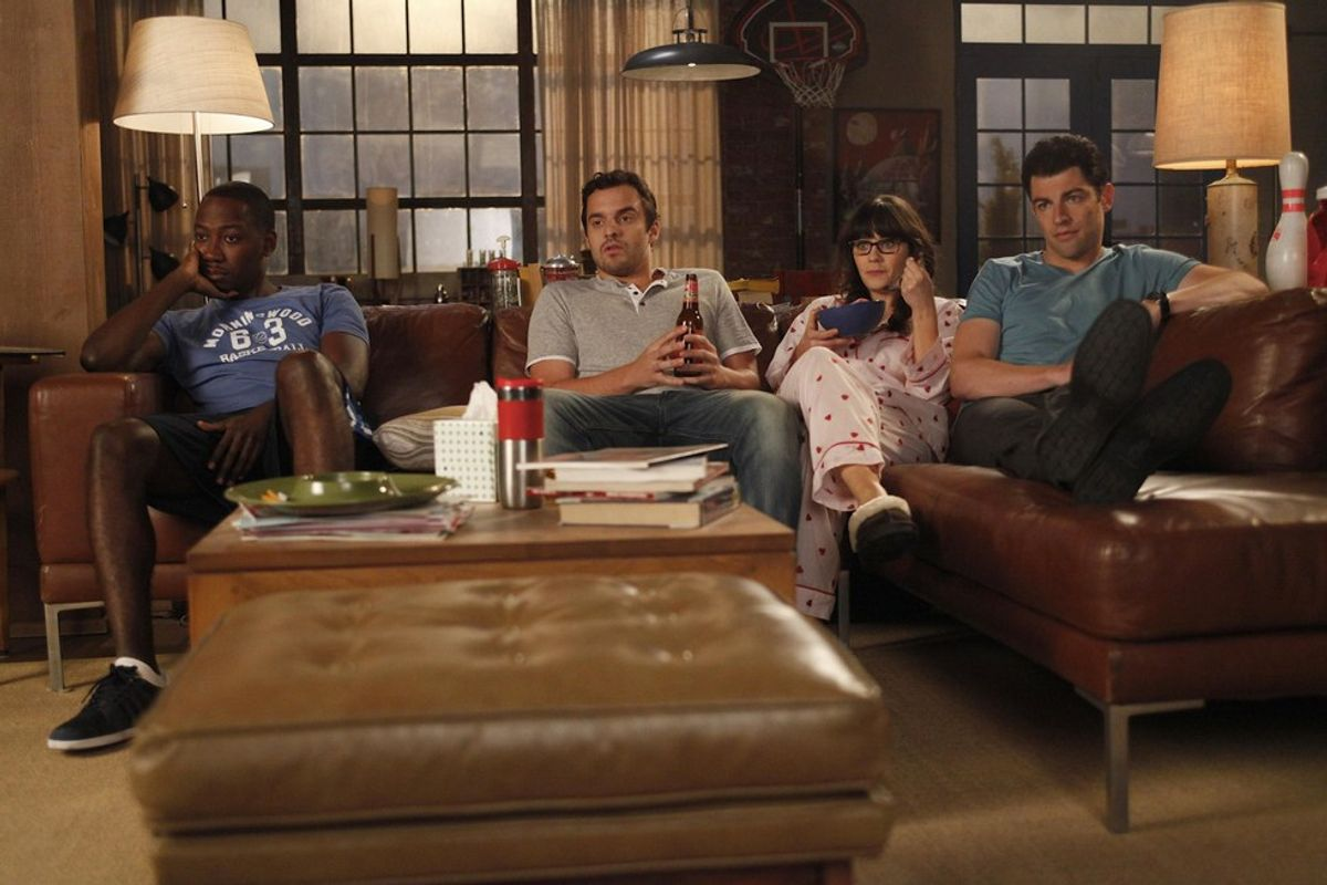 Dead Week As Told By 'New Girl'