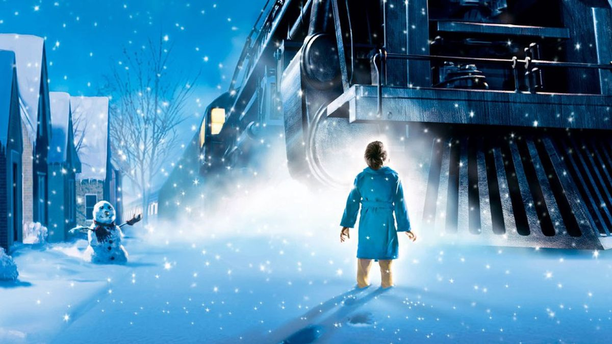 "7 Inspirational Quotes From ""The Polar Express"""