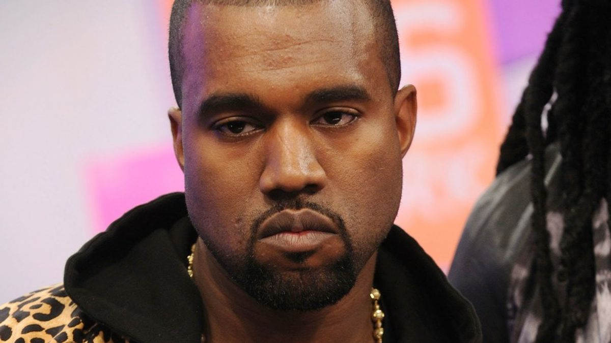 Finals Week As Told by Kanye West