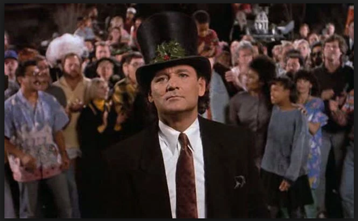 """9 Ways """"Scrooged"""" Accurately Shows December Finals Week"""