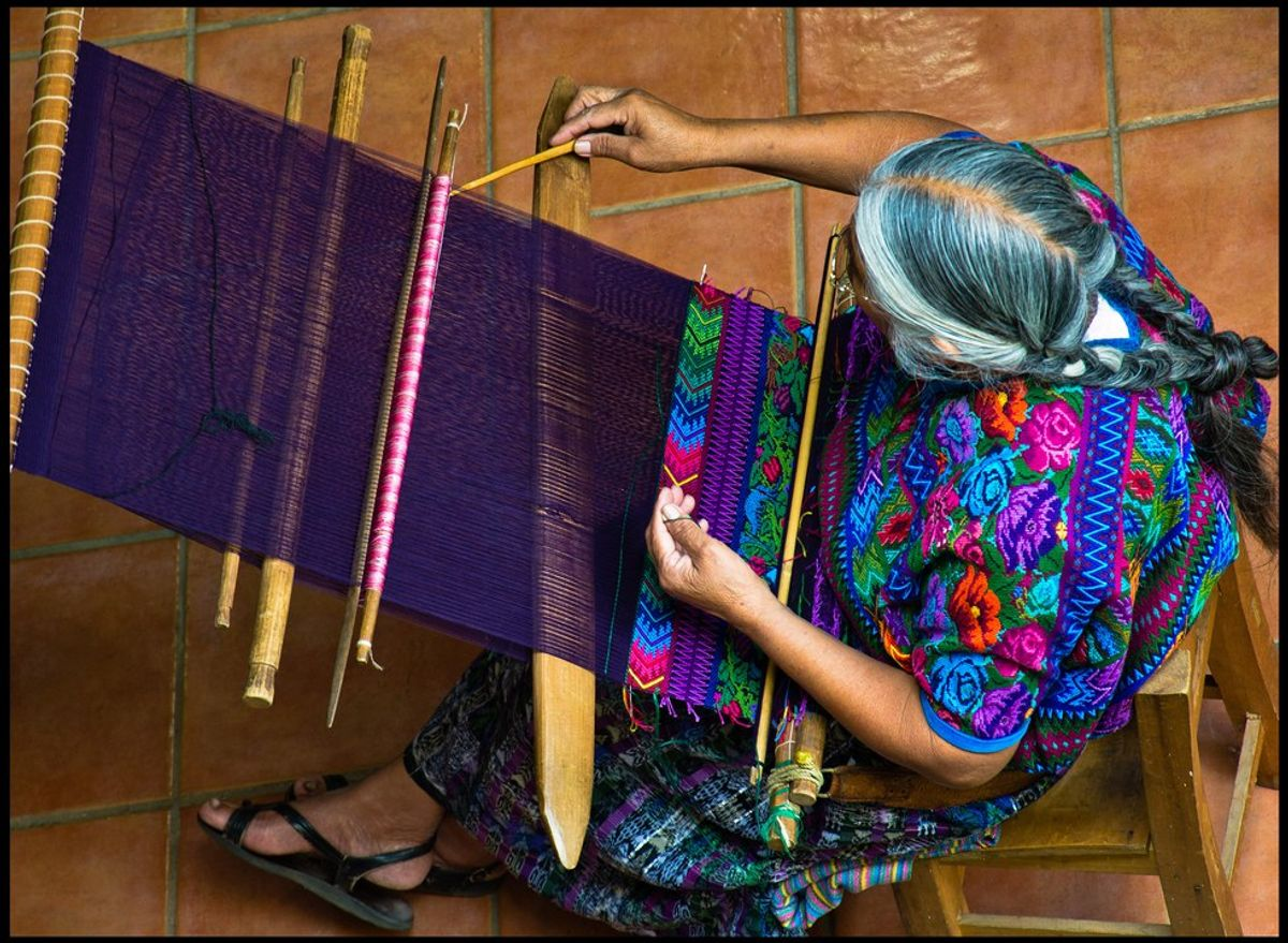 The Fight to Preserve Identity: Indigenous Weavers in Guatemala