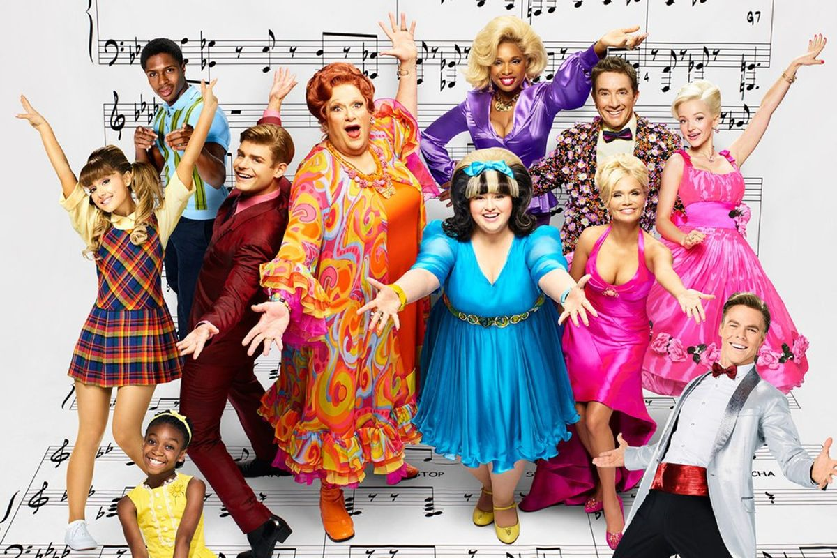 """The End Of The Semester As Told By """"Hairspray Live"""""""